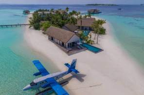 Four Season at Voavah, Maldives