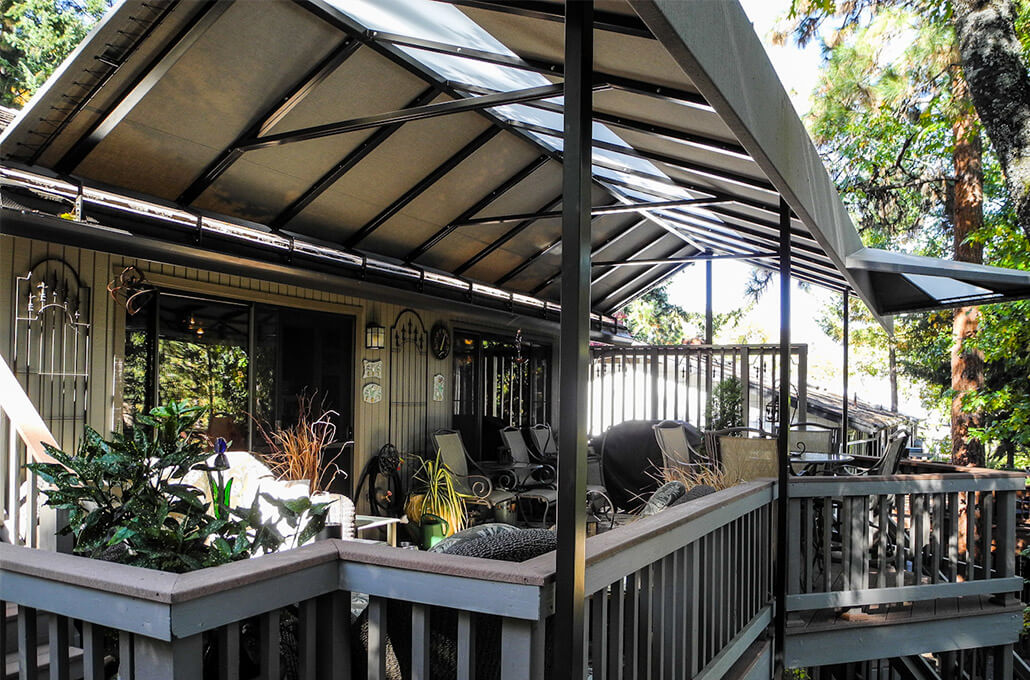 Fixed Awnings  Southern Oregons Leading Awning Provider  Deluxe Awning Co