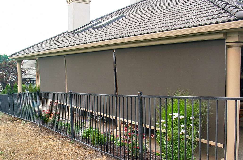Retractable Solar Screens  Southern Oregons Leading