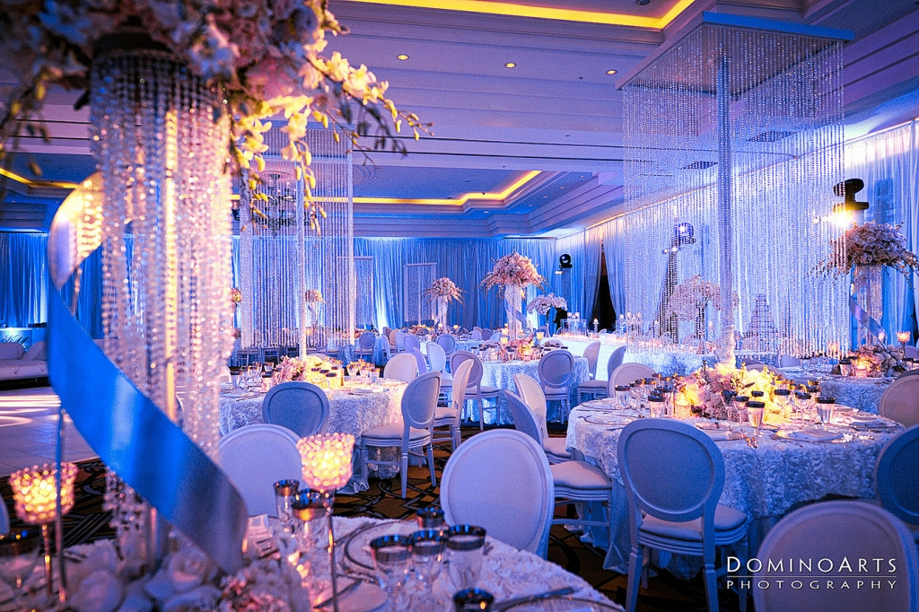 Los Angeles Wedding Venue  Reception Hall  De Luxe