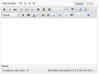 Change Editor Style In WordPress 3.0