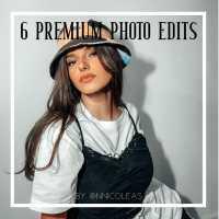 6 Premium Photo Edits