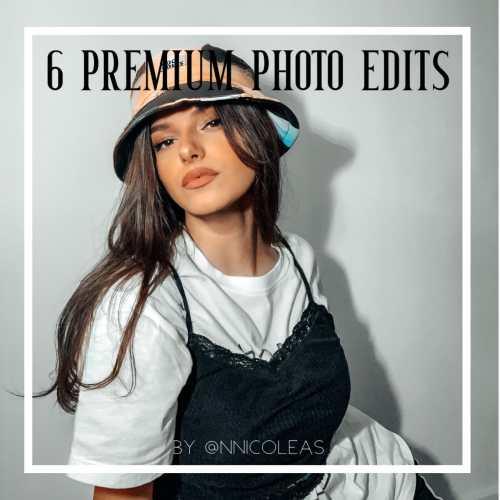 6 Premium Photo Edits   Professional photo editor online   deluxefilters.com