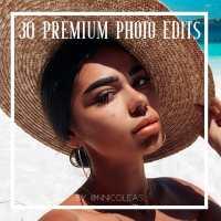 30 Premium Photo Edits