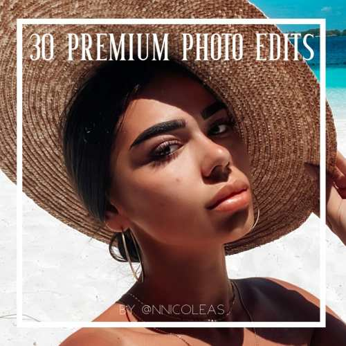 30 Premium Photo Edits   Professional Photo Edits   deluxefilters.com