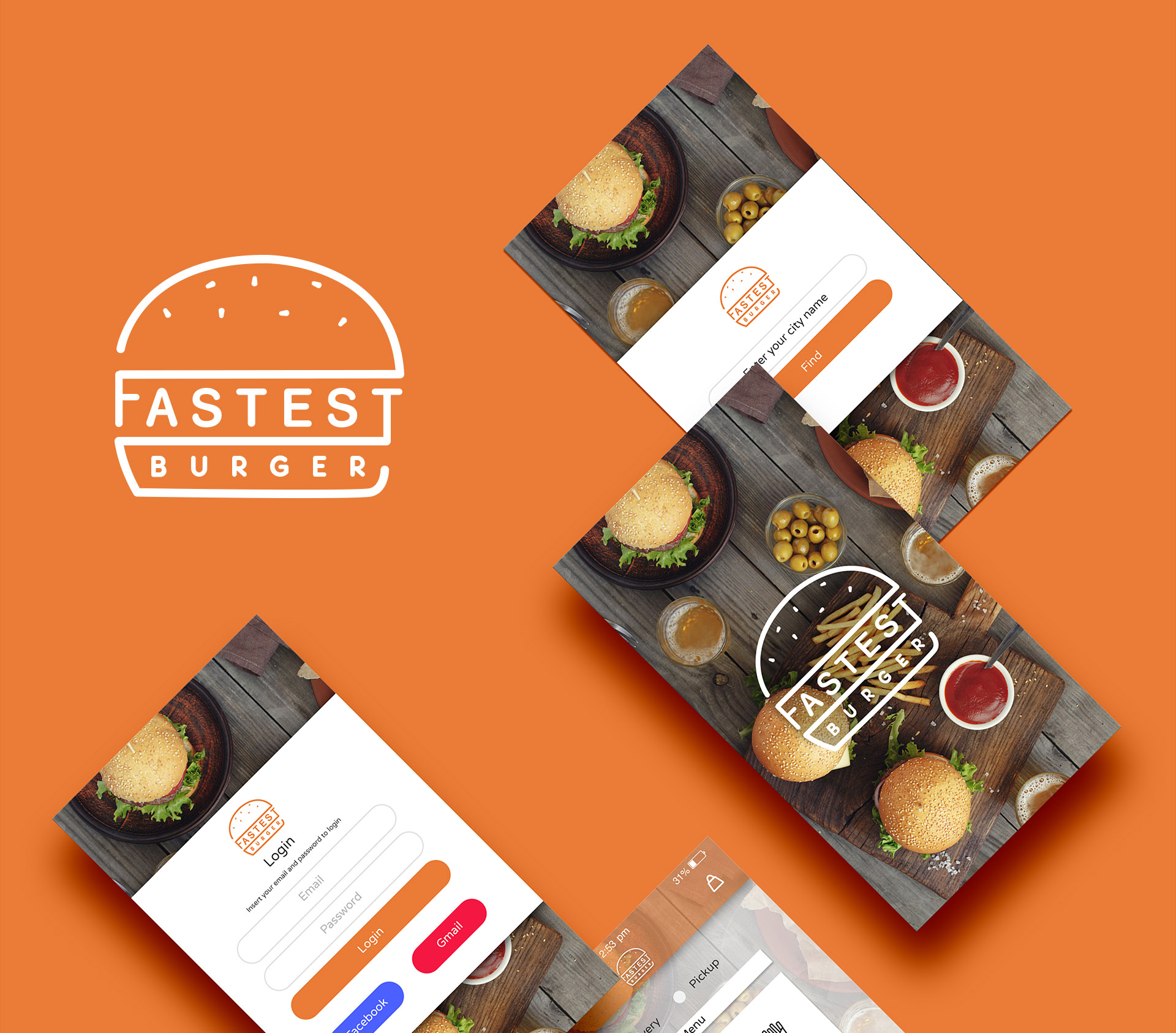 fast burger DGS