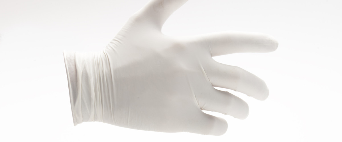 Cover photo of cleaning glove