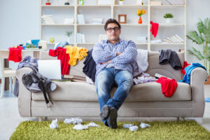 How does clutter affect your life