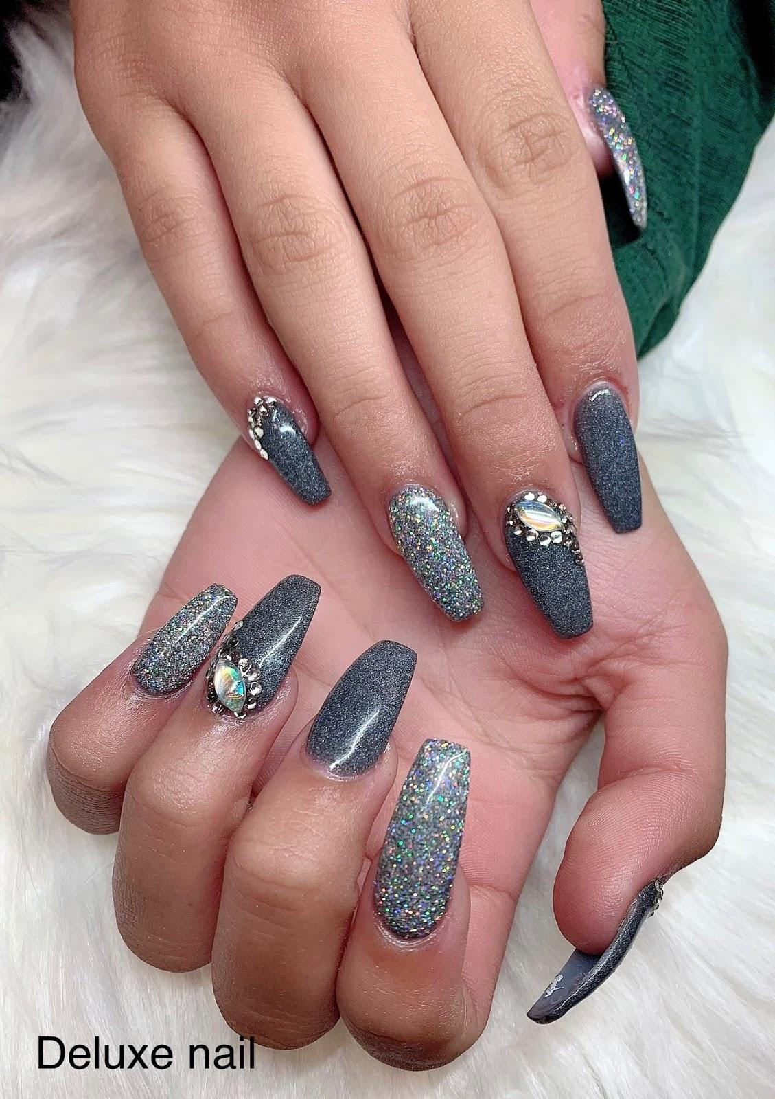 Deluxe Nails Madeira : deluxe, nails, madeira, Deluxe, Nails, Asgardbanduae