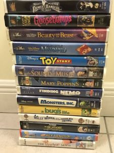 How To Find Rare and Valuable VHS Tapes
