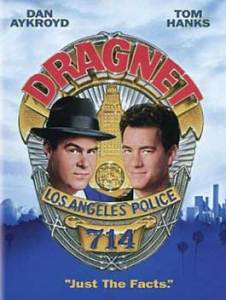 Dragnet This week in box office history