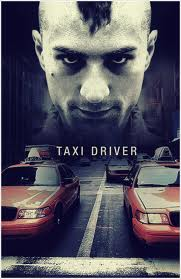 Hollywood movie review, retro review taxi driver