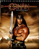 Conan the barbarian Top ten Sword and Sorcery Movies