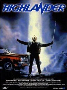 Highlander top ten sword and sorcery movies