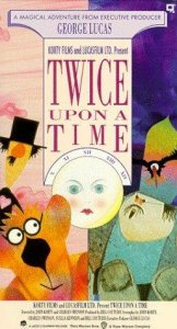 Retro Review Twice upon a time animation movie