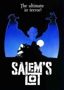 Top Ten Stephen king Films Horror movies Salems Lot