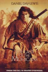 The Last of the Mohicans This week in box office history - Deluxe Video Online