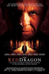 Hannibal Lecter series - Red Dragon - Anthony Hopkins - retro review