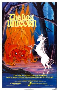 Rankin/Bass The Last Unicorn Movie Review