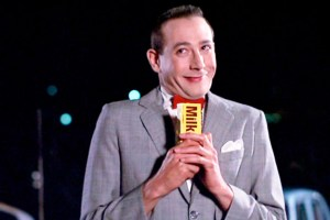 Big Top Pee-Wee (1988) film review Paul Reubens