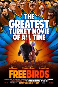 Free Bird, not Free Birds...goddamn turkeys.