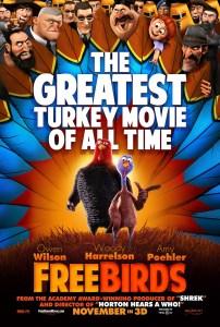 Free Bird, not Free Birds...goddamn turkeys.