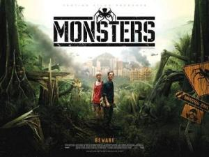 Monsters (2010) see it instead godzilla