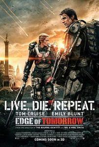 Movie Review:  Edge of Tomorrow