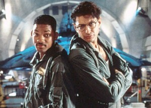Top Ten Movies - The 4th of July: Independence Day Will Smith