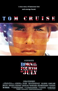 Top Ten Movies - The 4th of July: Born On The 4th Of July Tom Cruise