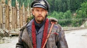 Kevin Costner - movie review The Postman (1997)