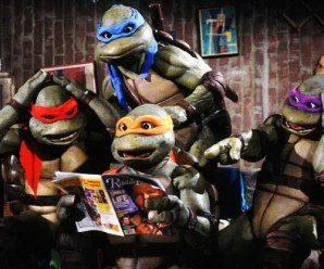 See It Instead: Teenage Mutant Ninja Turtles