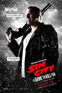 Sin City: A Dame to Kill For - Box office History