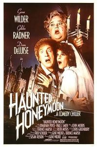 movie review Haunted Honeymoon