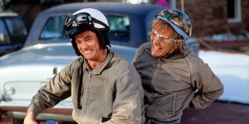 Jim Carrey And Jeff Daniels In'Dumb & Dumber'