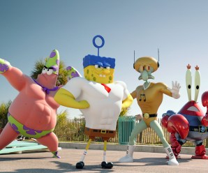 This Week In Box Office History:  SpongeBob Ascending