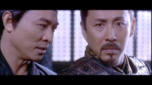 To be honest, fear of Jet Li assassinating you plagued many historical Emperors.