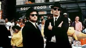top ten car chases The Blues Brothers