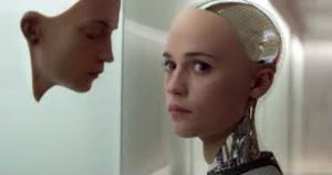 New Movie Reviews this week,  Ex Machina