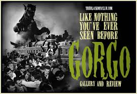 Movie Review Gorgo