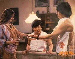 Foodie, Fighter, Legend, Jackie Chan.