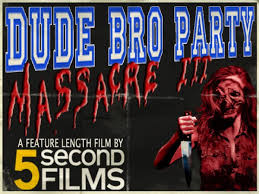 Retro Review?: Dude Bro Party Massacre III