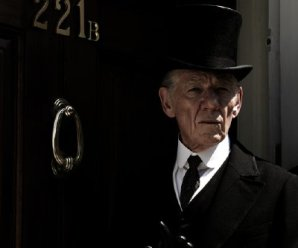 Mr. Holmes:  A Valediction Forbidding Mourning