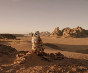 Coming Soon Trailers:  The Martian, Pawn Sacrifice, Deathgasm