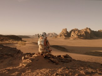 The Martian Trailers