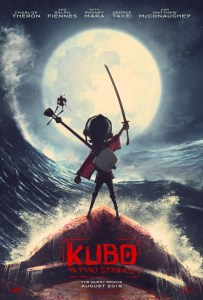 Kubo and the two strings Top Ten most Anticipated movies of 2016