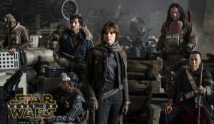 rogue One a star wars story Top Ten most Anticipated movies of 2016