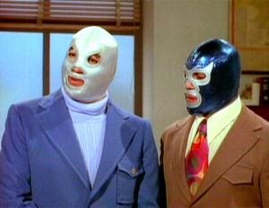 The Masked saint Rant featuring El Santo