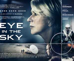 Coming Soon Trailers:  God's Not Dead 2, Eye in the Sky, Born to Be Blue