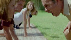 Dogtooth retro movie review
